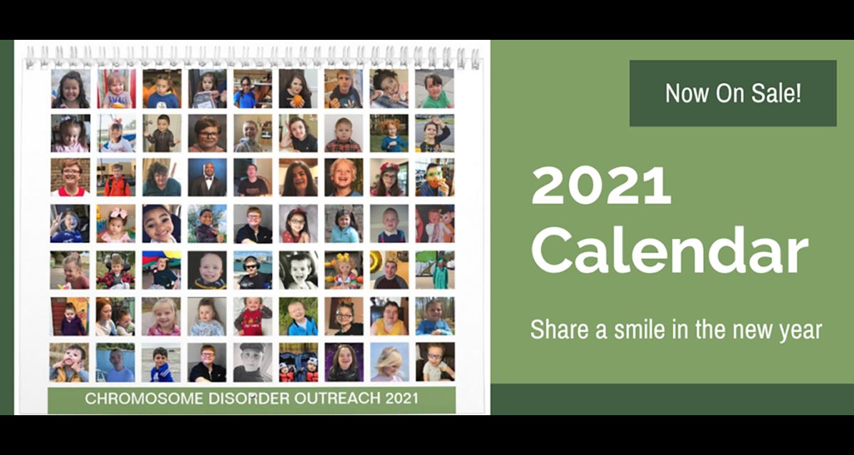 CDO 2021 Calendar: photos of Chromosome heroes